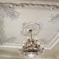 Декор потолка
