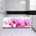 Экраны и комплектующие для ванн