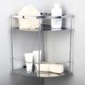 Подвесные полки для ванной комнаты
