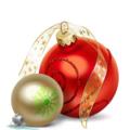 Украшения новогодние