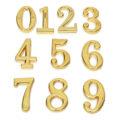 Знаки и вывески, цифры, таблички